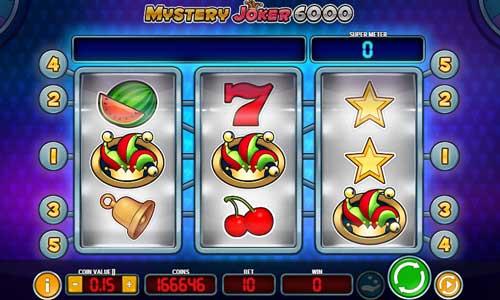 mystery joker 6000 slot screen - Mystery Joker 6000 Slot Game