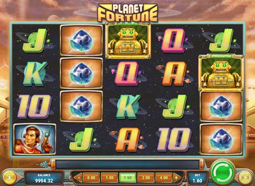 planet fortune slot screen - Planet Fortune Slot Review