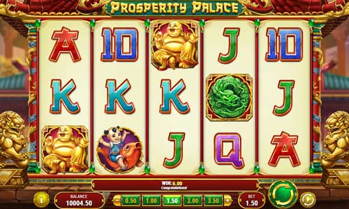 prosperity palace slot screen - Prosperity Palace Slot Game
