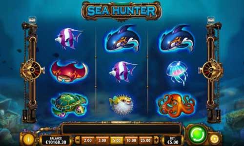 sea hunter slot screen - Sea Hunter Slot Game
