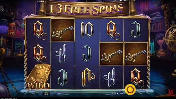 aurum codex slot screen - Aurum Codex Slot Review