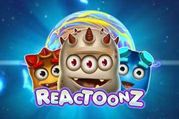 Reactoonz Slot Game