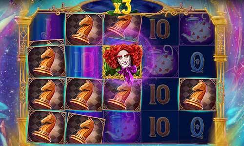 the wild hatter slot screen - The Wild Hatter Slot Review