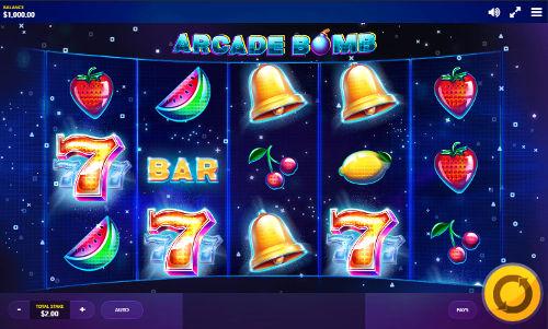 arcade bomb slot screen - Arcade Bomb Slot Review