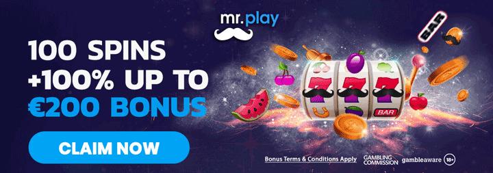 mrplay banner - Merry Xmas Slot Game