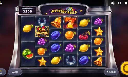 mystery reels megaways slot screen - Mystery Reels Megaways Slot Game