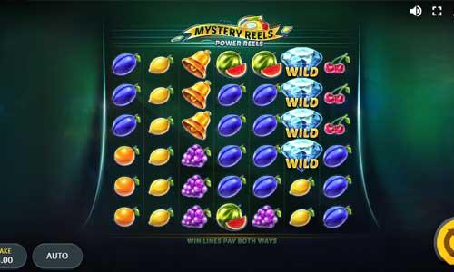 mystery reels power reels slot screen - Mystery Reels Power Reels Slot Review