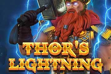 Thors Lightning Slot Game