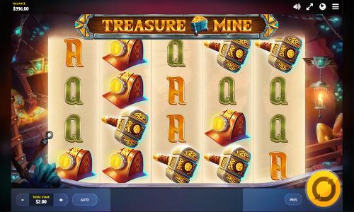 treasure mine slot screen - Treasure Mine Slot Review