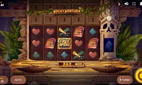 vicky ventura slot screen - Vicky Ventura Slot Review