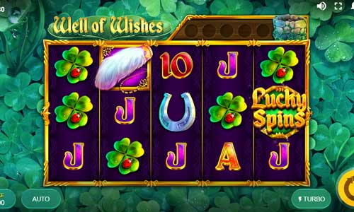 well of wishes slot screen - Well of Wishes Slot Game