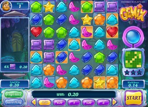 gemix slot screen - Gemix Slot Review