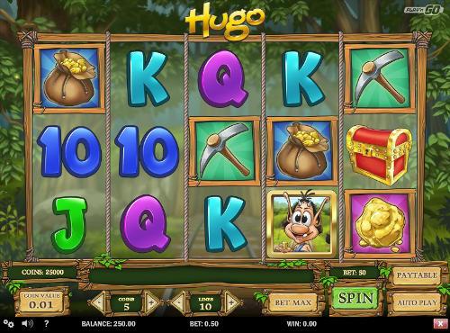 hugo slot screen - Hugo Slot Review