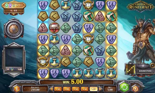 viking runecraft slot screen - Viking Runecraft Slot Review
