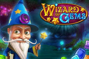 Wizard of Gems Slot Game
