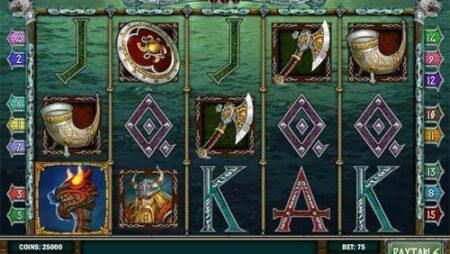 Dragon Ship Slot Game