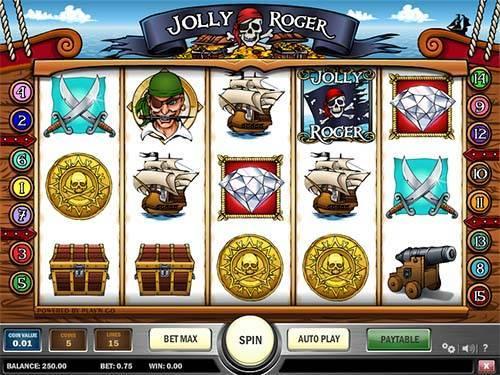 Jolly Roger Slot Game