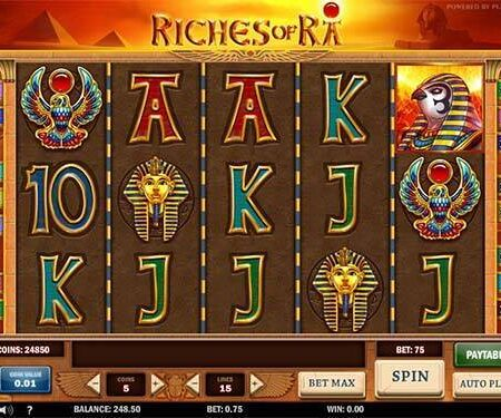 Riches Of Ra Slot Review