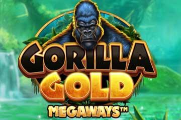 Gorilla Gold Megaways Slot Game