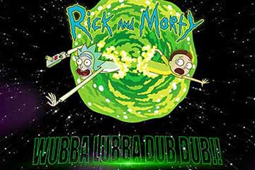 Rick and Morty Wubba Lubba Dub Slot Review